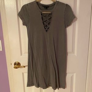 American eagle T-shirt dress